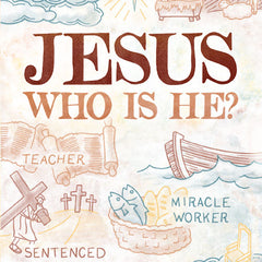 New Tract - Jesus: Who Is He?