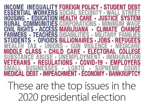 2020 Election Top Issues