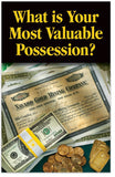Most Valuable Possession (NKJV)