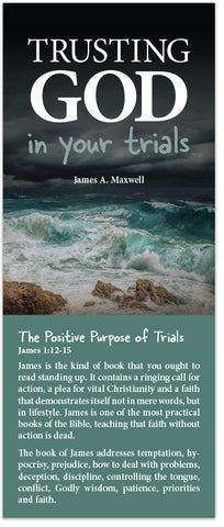 Trusting God in Your Trials
