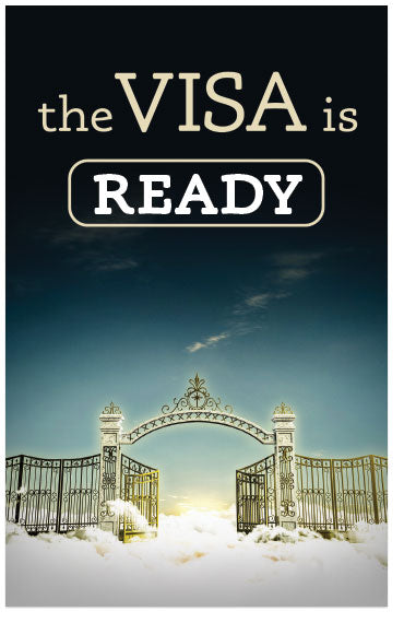 The Visa Is Ready