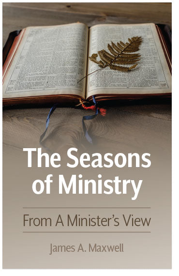 The Seasons of Ministry