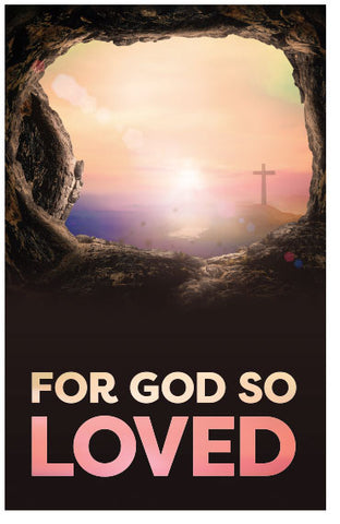 For God So Loved (Customizable for your Church)