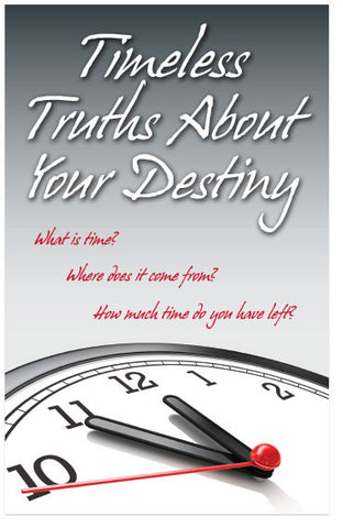 Timeless Truths About Your Destiny (NIV) (Preview page 1)