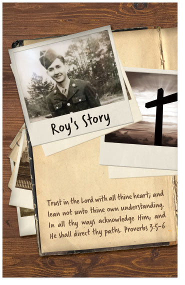 Roy's Story