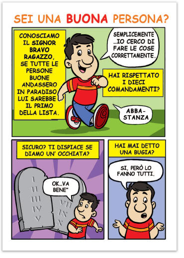 Are You A Good Person? (Italian)