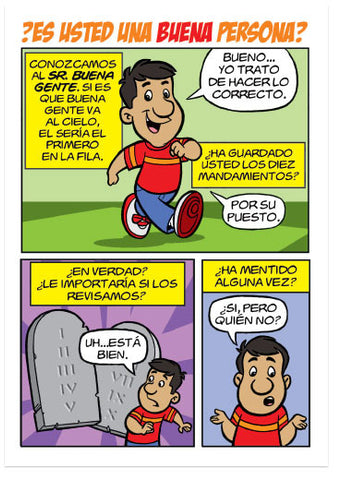 Are You A Good Person? (Spanish) (Preview page 1)