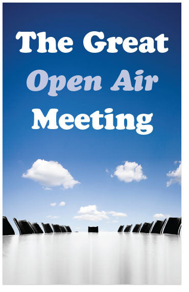 The Great Open Air Meeting (KJV) (Preview page 1)