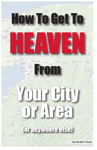 How To Get To Heaven From ... (KJV) (Preview page 1)