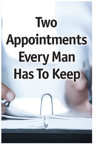 Two Appointments Every Man Has To Keep (KJV) (Preview page 1)