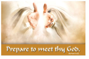 Prepare to Meet Thy God (KJV) (Preview page 1)