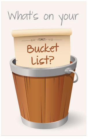 What's On Your Bucket List? (KJV) (Preview page 1)