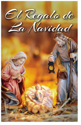 The Gift of Christmas (Spanish) (Preview page 1)