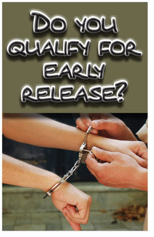 Do You Qualify for Early Release? (KJV) (Preview page 1)