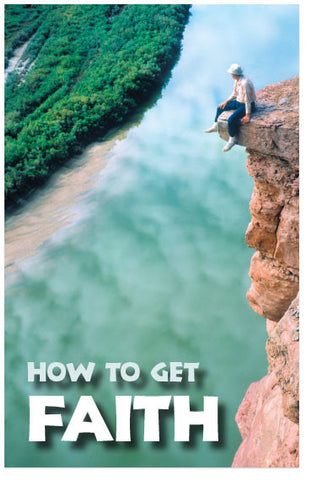 How To Get Faith (KJV) (Preview page 1)