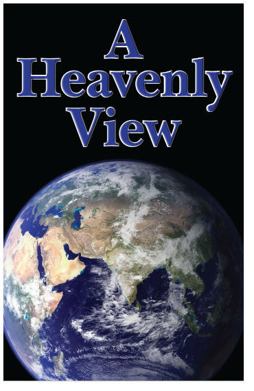 A Heavenly View (KJV) (Preview page 1)