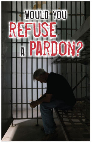 Would You Refuse a Pardon? (KJV) (Preview page 1)