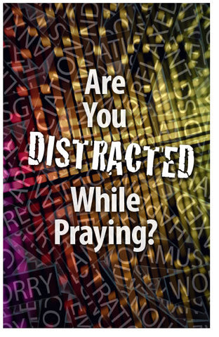 Are You Distracted While Praying? (Preview page 1)