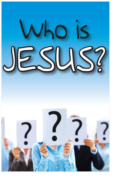 Who is Jesus? (NKJV) (Preview page 1)