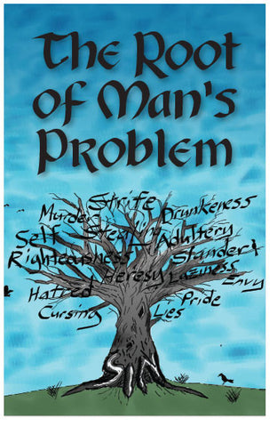 The Root of Man's Problem (KJV) (Preview page 1)