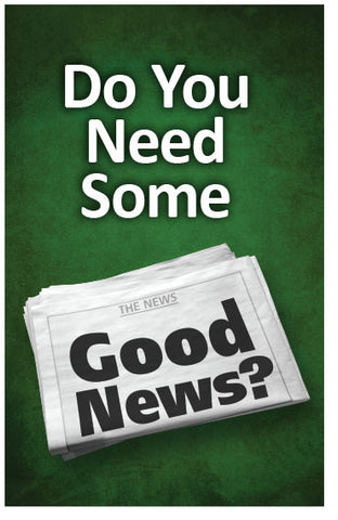 Do You Need Some Good News? (ESV) (Preview page 1)