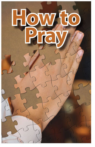 How to Pray (Preview page 1)