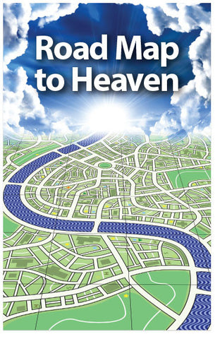 Road Map to Heaven (KJV) (Preview page 1)