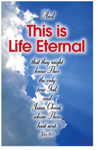 This Is Life Eternal (KJV) (Preview page 1)