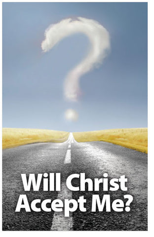 Will Christ Accept Me? (NASB) (Preview page 1)