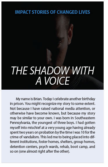 The Shadow With A Voice (NIV)
