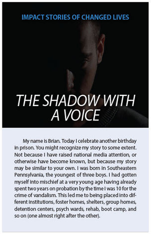 The Shadow With A Voice (NIV) (Preview page 1)