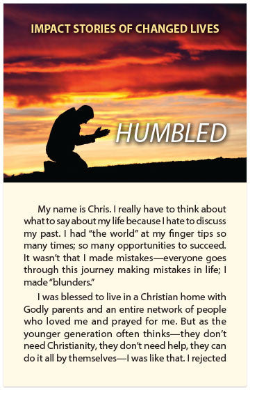 Humbled (KJV) (Preview page 1)