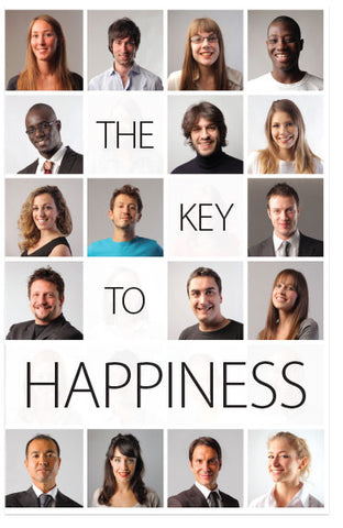 The Key to Happiness (KJV) (Preview page 1)