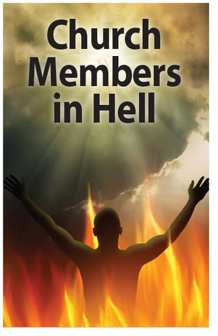 Church Members in Hell (NLT) (Preview page 1)