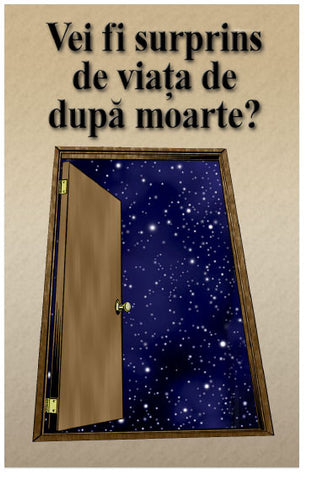 Will You be Surprised With Life After Death? (Romanian) (Preview page 1)