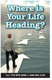 Where Is Your Life Heading? (NKJV) (Preview page 1)