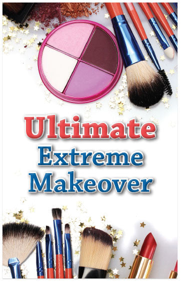 Ultimate Extreme Makeover (NKJV) (Preview page 1)
