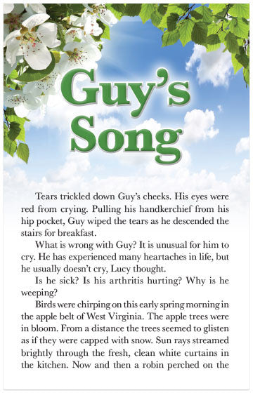 Guy's Song (KJV) (Preview page 1)