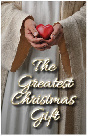 The Greatest Christmas Gift (NKJV) (Preview page 1)