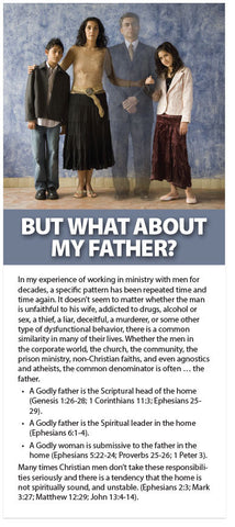 But What About My Father? (NIV) (Preview page 1)