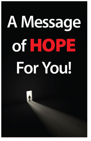 A Message of Hope For You! (NKJV)
