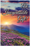 An Inexpressible Gift! (ESV) (Preview page 1)