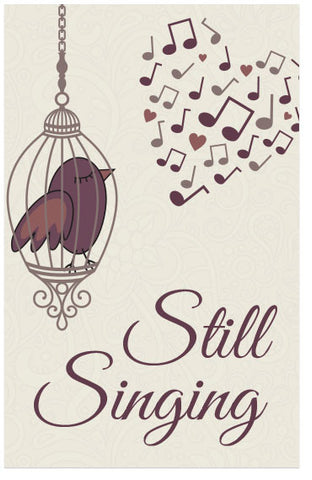 Still Singing (KJV) (Preview page 1)