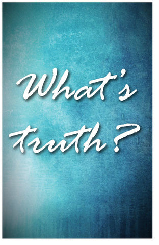 What's Truth? (KJV) (Preview page 1)