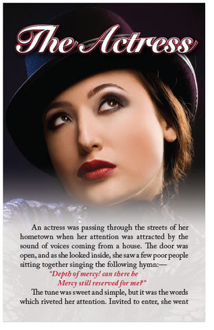 The Actress (KJV) (Preview page 1)