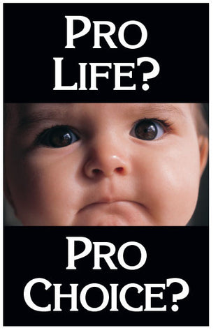 Pro Life? Pro-Choice? (KJV) (Preview page 1)