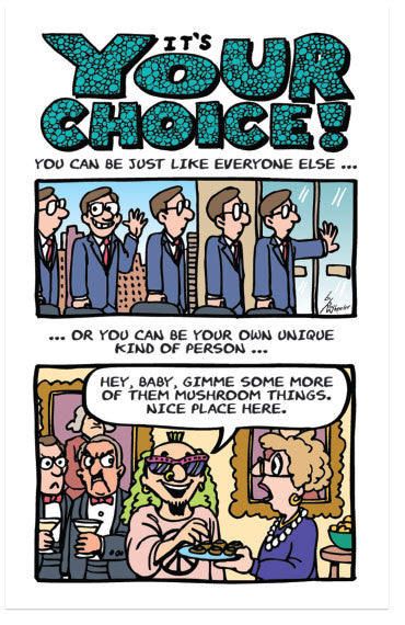 It's Your Choice! (NIV) (Preview page 1)