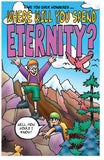 Where Will You Spend Eternity? (NIV) (Preview page 1)
