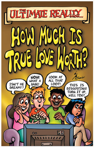 How Much Is True Love Worth? (NIV) (Preview page 1)