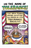 In The Name Of Tolerance! (NIV) (Preview page 1)